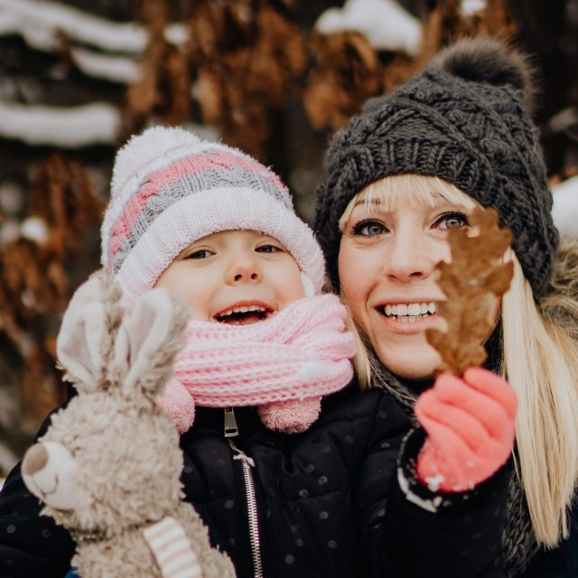 zimowa sesja zdjęciowa Białystok