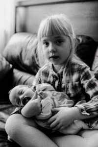 sesje dla noworodków